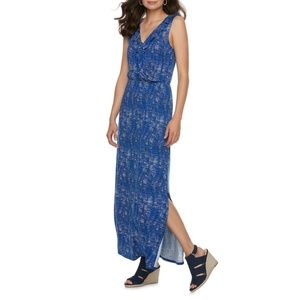 Women's Apt. 9 Ruffle Maxi Dress